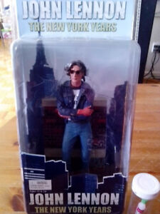 John Lennon Neca Figure (The New York Years) 7 in.