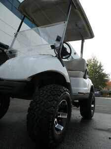 2012 Yamaha gas golf cart