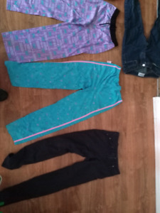 Girls clothes sizes xsmall and medium