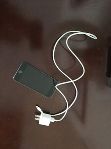Iphone 5s + Charger