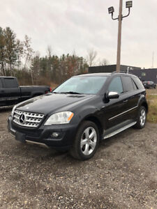 2009 Mercedes-Benz M-Class ML320 Bluetec SUV, Crossover AS-IS