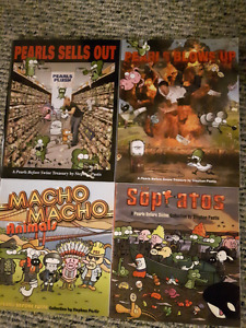 Pearls Before Swine Anthology Lot of 4