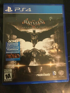 Batman Arkham Knight PS4 | Will trade for other games