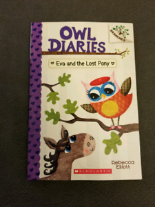 Owl Diaries - Eva and the Lost Pony