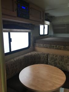 Fabulous Slide In Truck Camper!