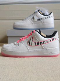 Nike Air Force 1 Low South Korea/White Tiger, UK 8.5