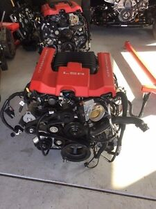 VF GTS LSA ENGINE & AUTO. COMPLETE MOTOR 33km. 6.2 V8 HSV SUPERCHARGED New Farm Brisbane North East Preview