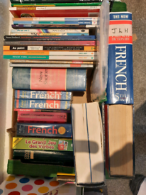 French/German/Spanish books and teaching resources