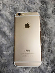 Good condition: IPhone 6 (Rose Gold) 64GB for sale