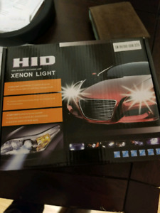 Hid headlights brand new