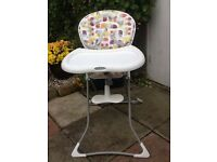 Greco High Chair.