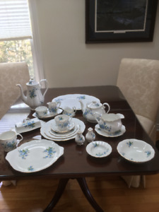 Royal Albert Forget-Me-Not Bone China