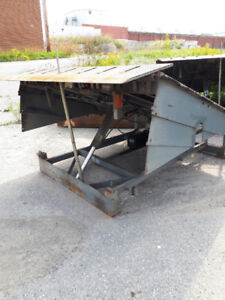 Industrial dock levelers for sale