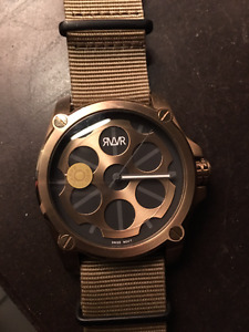 For Sale or Trade Rare RVLVR Generation 1 Watch