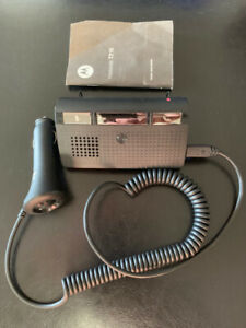 Motorola visor mount bluetooth hands free speaker