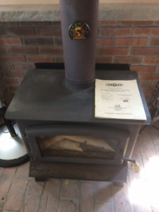 High Efficiency Wood Stove (New Price)