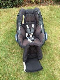 Maxi Cosi Pebble car seat !!!