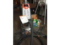 VAX W90 carpet washer (99% new)+cleaning liquid