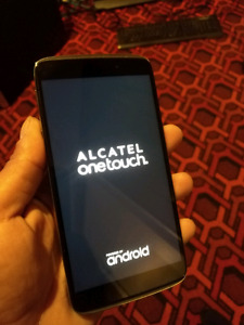 alcatel  idol 3 unlocked works perfect