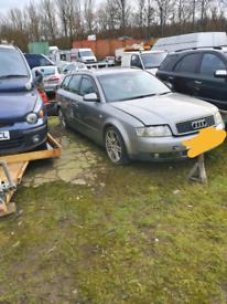 Audi a4 1.9 quattro breaking