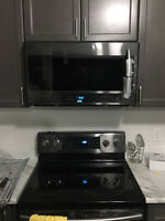 Certified appliances installation for new homes at low price