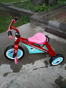 Mini-Mouse Tricycle