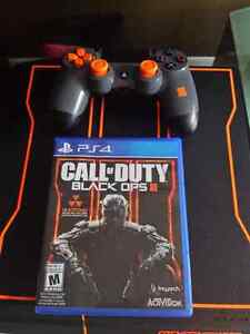 Limited edition 1TB Black Ops 3 bundle package London Ontario image 6