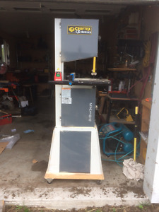 "Craftex CX104 14"" bandsaw with Kreg Fence"