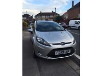 Ford Fiesta Style Plus 1.2 61,000 miles £3600