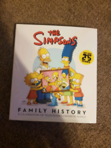The Simpson's: Family History