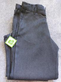 Boys school trousers 10-11 years