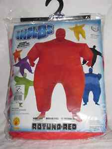 Red Infl8s Inflator Costume