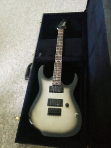 Ibanez Electric Guitar with Case