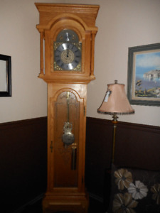 Exquisite Handcrafted Grandfather Clocks
