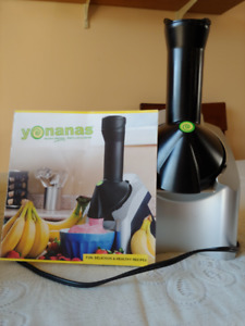 Yonanas Ice Cream and Treats Maker