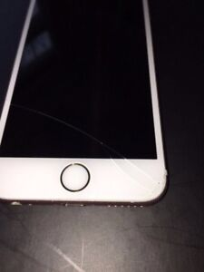 iphone 6s rose gold 64GB locked too rogers