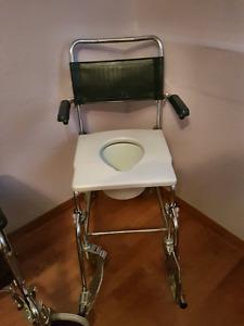 Medical raised toilet seat