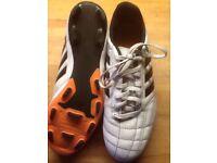 Adidas football boots size 6