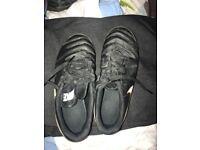 Tiempo boys football boots size 3 £5