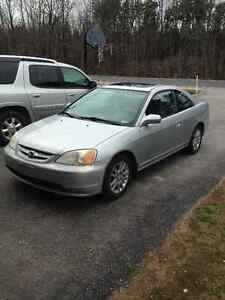 AS IS (Daily Driven) 2002 Honda Civic Si Coupe (2 door)