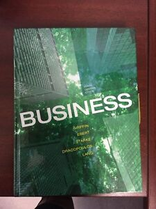 Business Eight Canadian Edition (U of A Textbook)