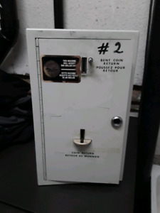 Coin operated timer