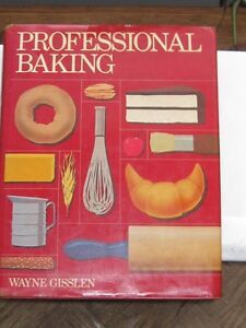 professsional bakeing book
