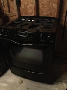 Jenn Air gas stove