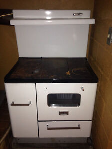 Antique cooking stove