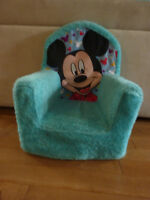 Fauteuil Mousse Mickey Mouse Foam Armchair Mickey Mouse
