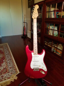 Fender MIM Stratocaster Electric Guitar Squier Series 1996