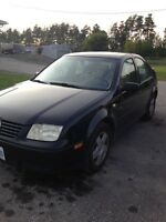 2000 jetta 2.0 5 speed fully loaded
