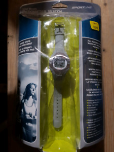 New- Pedometer Watch