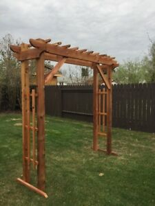 FOR SALE - Wooden Arbor